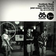 Here is the second volume of my Joint Venture Mix series. This new edition is a collaboration with Superfly Records, a famous record shop in Paris runs by Manu Boubli & Paulo. They both make the selection of the tracks and I realise the mix...   Enjoy.