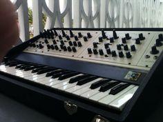 MATRIXSYNTH: Vintage OBERHEIM TVS-1 Electronic Analog TWO VOICE...