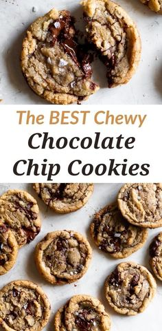 Fun Baking Recipes, Easy Cookie Recipes, Simple Sweets Recipes, Simple Cookie Recipe, Sweet Recipes, Delicious Desserts, Easy To Make Cookies, Cookie Recipes From Scratch, Making Cookies