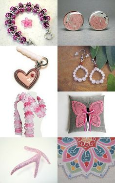 Blush ~  by Megan on Etsy--Pinned with TreasuryPin.com