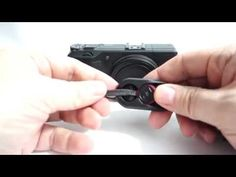 The Peak Design Trick for small cameras! How to use the Peak Design system with small cameras like Sony, Ricoh GR or others. Small Camera, Design System, Science And Technology, Cameras, Hacks, Youtube, Camera, Youtubers, Youtube Movies
