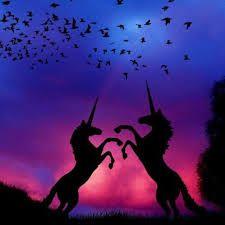 Resultado de imagem para imagens de unicornios fofos