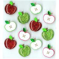 Jolee's Boutique® | Cute Apple Cabochons