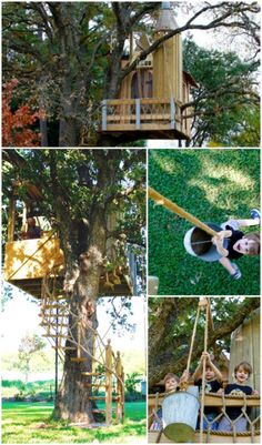 treehouse playhouse
