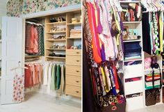 como planejar, decorar e organizar um closet pequeno 6