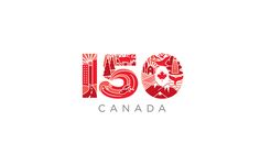 I Am Beaver, Hear Me Roar: Canada 150th Anniversary Logo Alternatives | StockLogos.com