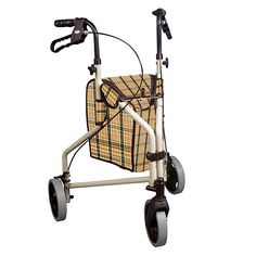WINNIE LITE SUPREME GO LITE 3 WHEEL ROLLATOR | Better Senior Living