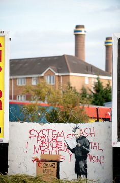 106 Awesome Banksy Graffiti Drawings - BuzzFeed