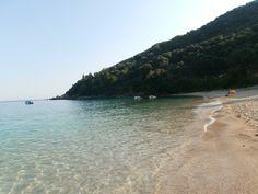 Lichnos beach, Greece