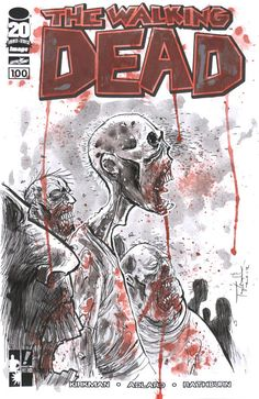 Ben Templesmith covers the Walking Dead #TWD #WalkingDead
