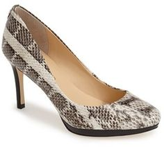 Ivanka Trump 'Sophia' Pump (Nordstrom Exclusive) available at Ordered and on it's way to me! Stiletto Pumps, Peep Toe Pumps, Women's Pumps, Cheap Pumps, Nordstrom Anniversary Sale, Ivanka Trump, Buy Shoes, Shoe Sale, Womens High Heels