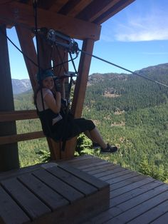 What I Learned While On a Zipline