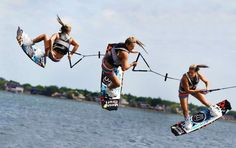 Wakeboarding Action from ww.m2sports.com