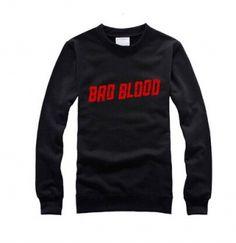 Taylor Swift Bad Blood sweatshirt for men black sweatshirt