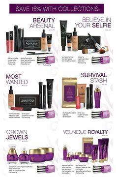 All the essentials in a bundle and you save money! www.youniqueproducts.com/IllanaL