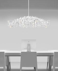 Brand en van Egmond | Flower Power Ovaal #White #modern #color #Design #Light #kokwooncenter #201605