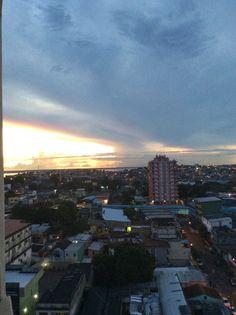 Manaus, A m