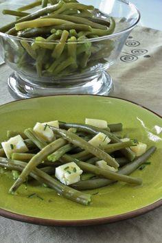 Zelená fazuľka so syrom - Recept pre každého kuchára, množstvo receptov pre pečenie a varenie. Recepty pre chutný život. Slovenské jedlá a medzinárodná kuchyňa