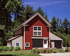 Riverview House   Traditional   Garage And Shed   Boston   Albert, Righter  U0026 Tittmann