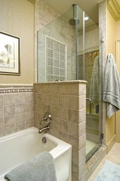 Genevieve gorder ps and decor on pinterest for Houzz bathroom design guide