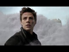 The Flash TV series extended trailer