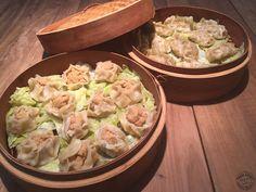 Bimby: la ricetta dei ravioli al vapore di carne e di carne e pesce