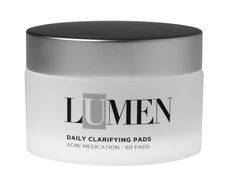 Daily Clarifying Pads Robust exfoliation for any skin care regimen Antibacterial and antimicrobial ingredients make this product exceptional for use with any acne regimen Gently removes oil and environmental pollutants Minimizes the appearance of large pores