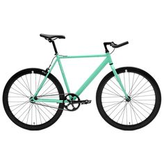 Fixed-Gear / Single Speed Bike with Pursuit Handlebars