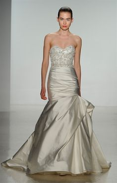 Gown Slideshows: NEW! Kenneth Pool : Kenneth Pool from The Knot