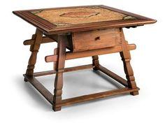 Bäuerlicher Tisch,