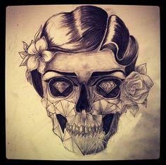 artwork design client girl gypsy