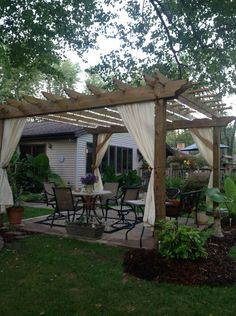 This would be awesome on the patio!