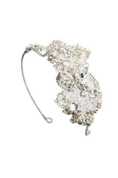 Welcome to the world of Jenny Packham. Explore the latest Bridal & Ready to wear Collections, Runway Shows, Celebrities, The White Carpet, Events and more. Bridal Headdress, Ring Pillows, Jenny Packham, Pure White, Summer Sale, Pale Pink, Pure Products, Elegant, Bracelets