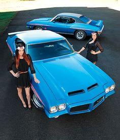 1971 Pontiac GTO Promo