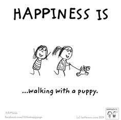 Happiness is walking with Remie! Cute Happy Quotes, Dog Quotes Love, Funny Picture Quotes, Make Me Happy, Make Me Smile, Are You Happy, Reasons To Be Happy, What Makes You Happy, Animal Quotes
