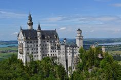 Neuschwanstein Castle - Schwangau, Germany