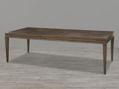 Universal Furniture California Dining Table 475653
