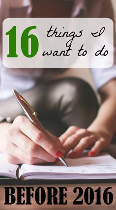 It's November, which means the new year is nearly upon us! Now's the time to finish strong! What's on your list to ensure you round out 2015 on a high note and take one step closer to your goals? http://howtogyst.com/challenge-16-things-i-want-to-do-before-2016/ #challenge #motivation #inspiration