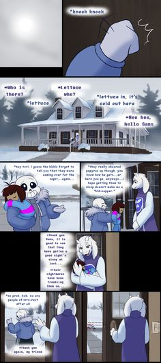 Endertale (prologue) - Page 2 by TC-96 on DeviantArt