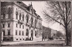 Palatul Administrativ Galați - fotografii din 1906 și 1914 • Știrile Galațiului Old Pictures, Abstract, Artwork, Beauty, Summary, Antique Photos, Work Of Art, Auguste Rodin Artwork, Old Photos