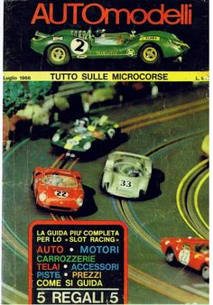 Ho Slot Cars, Slot Car Racing, Slot Car Tracks, Race Cars, Kids Growing Up, Car Magazine, History, Magazines, Dioramas