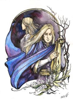 Finrod (and Amarie?)