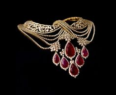 Farah Khan Fine Jewellery necklace