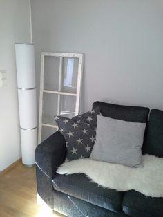 Livingroom, new wall