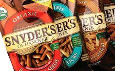 Snyder's of Hanovers Pretzels