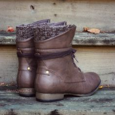 Pinedale Brown Sweater Winter Boots