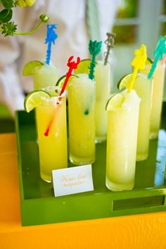 margs with vintage cocktail stirrers|calder clark designs|heather forsythe photography