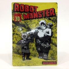 ROBOT MONSTER Robot Monster, Comic Books, Comics, Art, Art Background, Kunst, Cartoons, Cartoons, Performing Arts