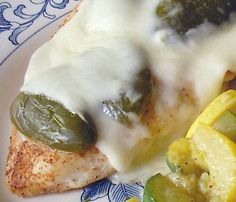 JALAPEÑO CHICKEN - Linda's Low Carb Menus & Recipes