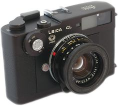 Comprehensive guide to Leica Minola CL = my new baby